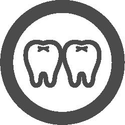歯並びのチェック