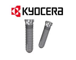 KYOCERA製インプラント