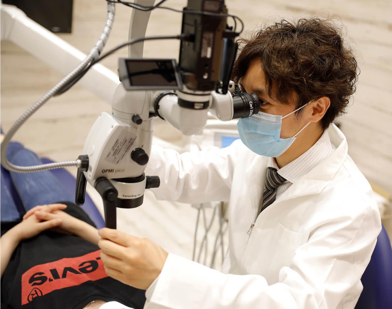 歯だけでなくお口の健康を総合的に診療する「マウスクリニック=お口の診療所」